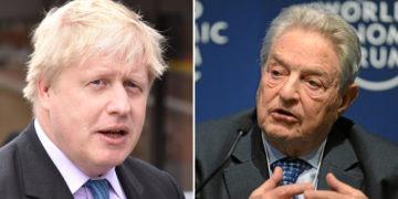 Boris Johnson Investigates George Soros