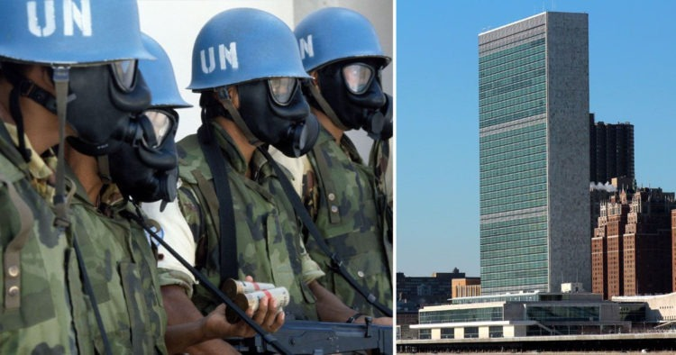 New York UN Office Recruits Paramilitary Troops for 'Disarmament' and 'Reintegration' of US Civilians