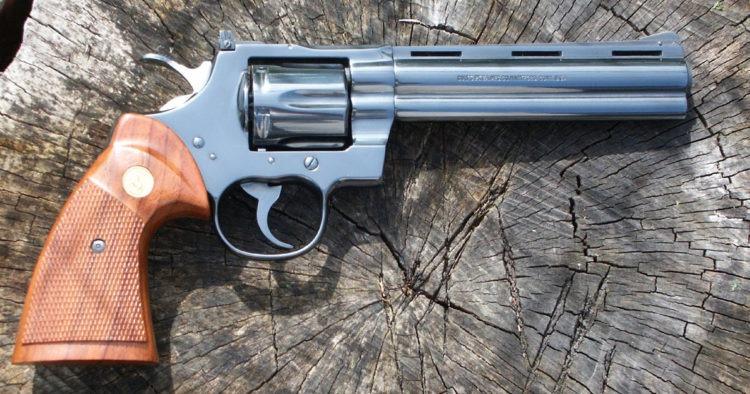 Colt Brings Back Legendary .357 Python Revolver For 2020