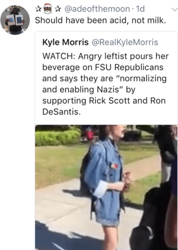 Anjorin Kennedy NUS Violence Tweet 2
