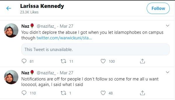 Kennedy Zaman NUS Liked Tweets 1
