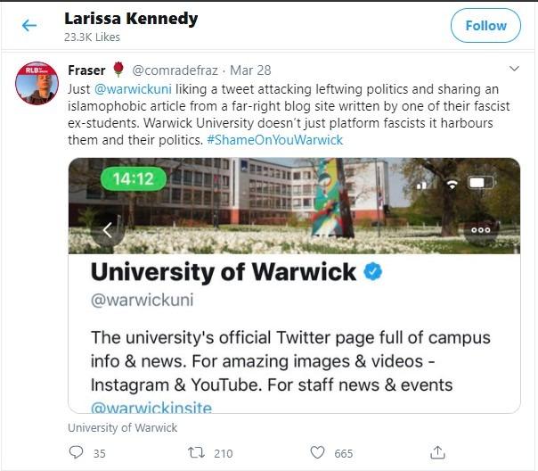 Kennedy Zaman NUS Liked Tweets 2