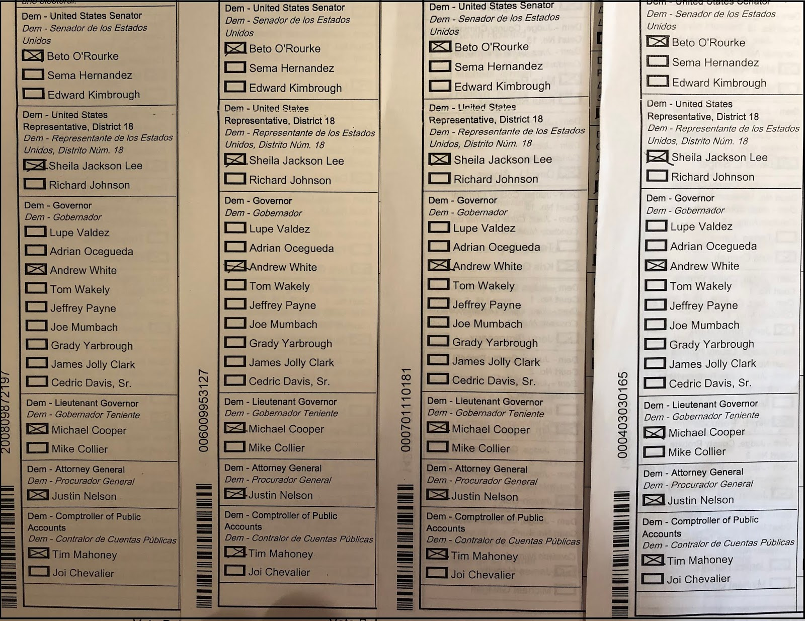 Allen West Condemns Democrats After National File's Biden-Sheila Jackson Lee Voter Fraud Report 11