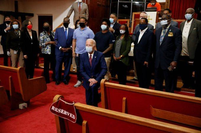 Joe Biden Calls for Nationwide Mask Mandate