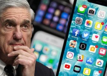 Robert Mueller & iPhones