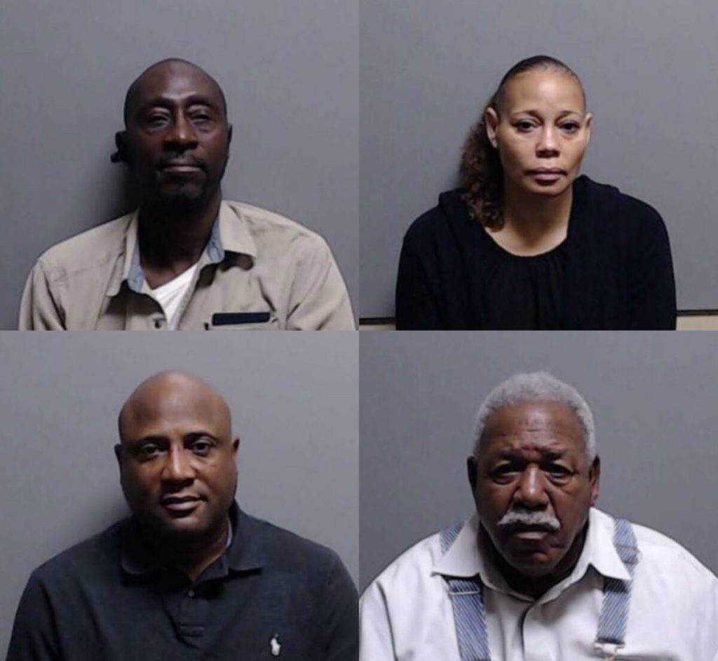 4 Charged with Voter Fraud in Gregg Co., TX
