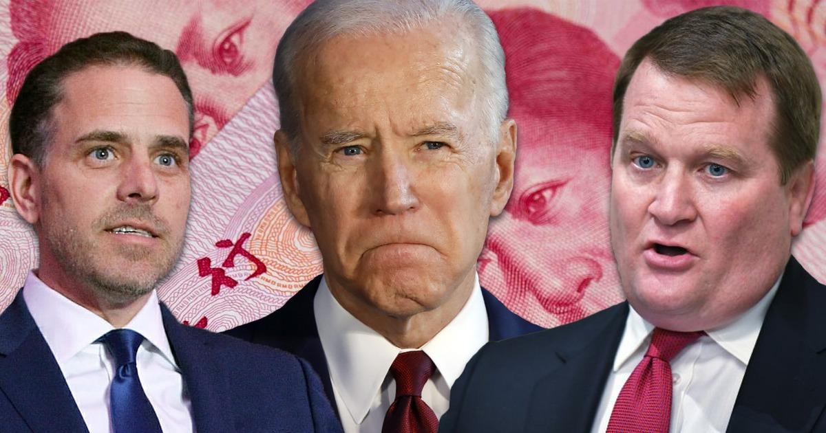"VIDEO: Biden Business Associate Bobulinski Claims ""Biden Family Is Compromised"" (nationalfile.com)"