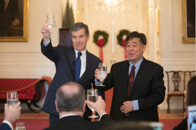 NationalFile: Chinese Communist and Close Democrat Ally Advised NC Governor to Extract Blood From RNC Attendees