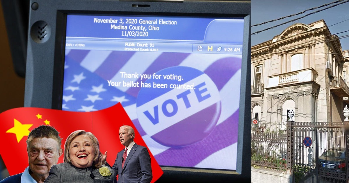 WHISTLEBLOWERS: Biden Implicated In Dominion Voting Scam Connected To Serbia - National File
