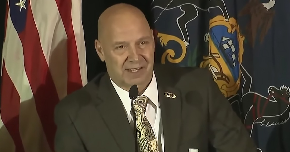 GETTYSBURG COLONEL: PA Sen. Mastriano Says Election Chaos Is 'By Design', Worse Than Afghanistan - National File