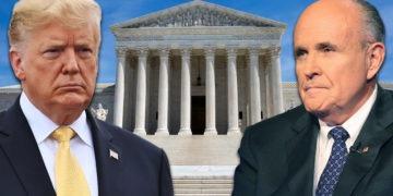 Donald Trump, Rudy Giuliani, US Supreme Court, SCOTUS