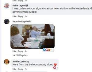 Vote Counter Identified