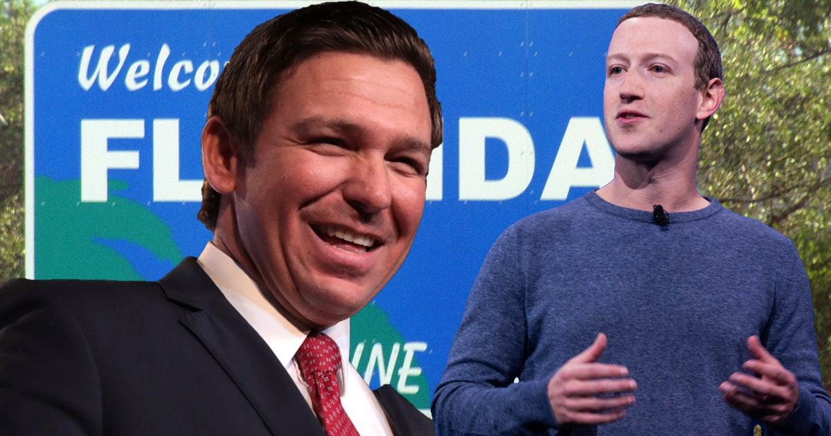 FLORIDA: GOP Legislators Launch Attack on Big Tech on Multiple Fronts - National File