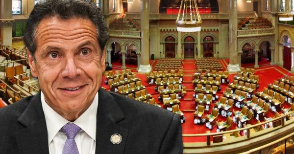 Andrew Cuomo, NY State Assembly