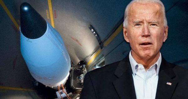 Nuclear Arsenal, Joe Biden