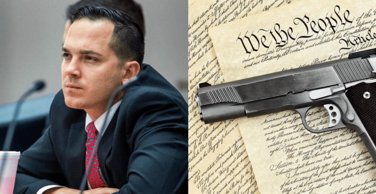 Rep. Anthony Sabatini Introduces Legislation To Make Florida 'Second Amendment Sanctuary' - National File
