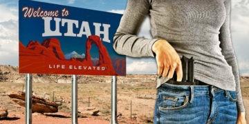 Utah, Concealed Carry