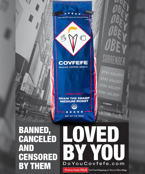 Covfefe Coffee