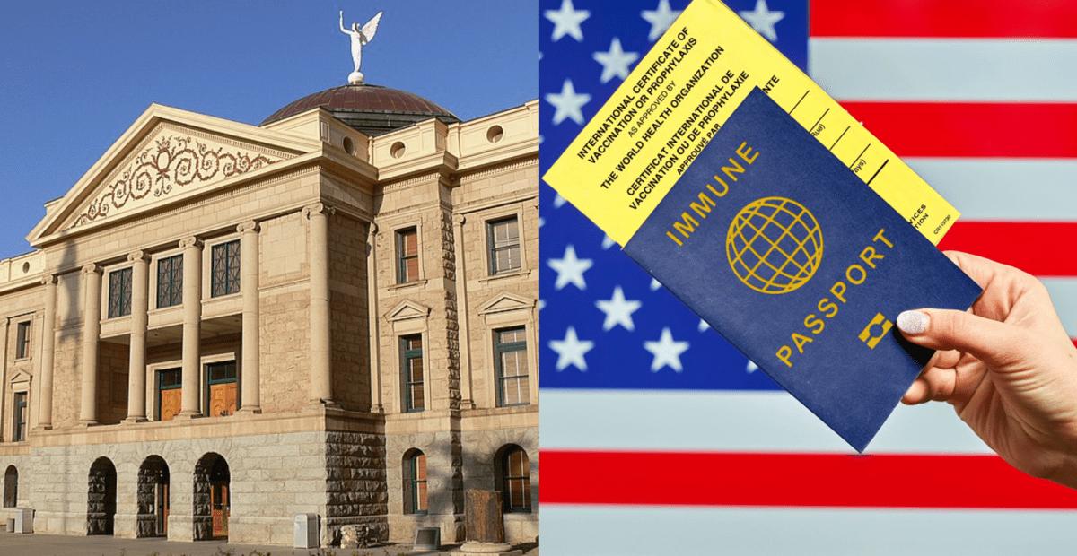 BREAKING: Arizona Senate Passes Bill Banning Mandatory Vaccine Passports, Mask Mandates - National File