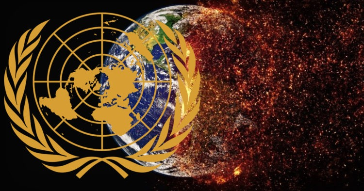 CLIMATE LOCKDOWN?: Globalist Elite Call For Extreme Measures To Tackle 'Climate Change'