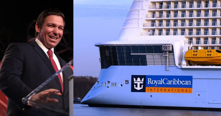 Royal Caribbean Cruises Reverse Course, Will NOT Require Passengers Be Vaxxed After Florida Bans Vaccine Passports