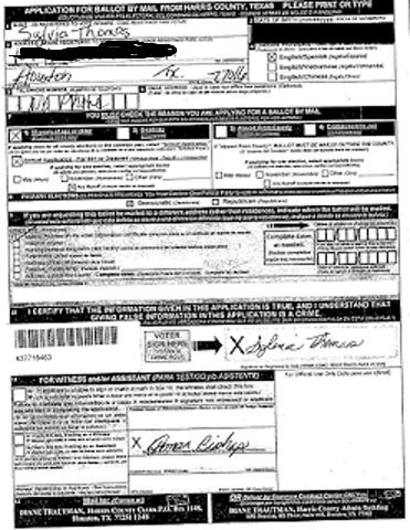 Allen West Condemns Democrats After National File's Biden-Sheila Jackson Lee Voter Fraud Report 2