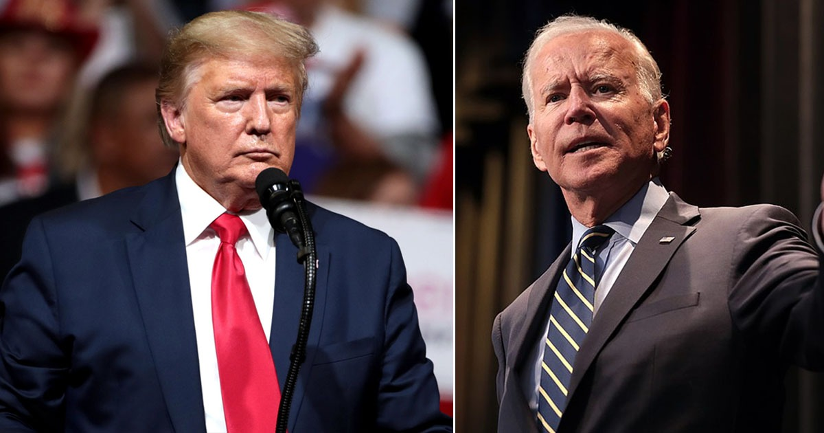 TRUMP ON SAVAGE NATION: Biden Isn't Running Anything, It's 'A Group Of People' Who Pull The Strings
