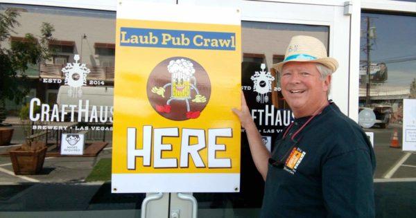 Mask Tyrant Nevada Commissioner Tick Segerblom Caught On Maskless 'Pub Crawl' 2