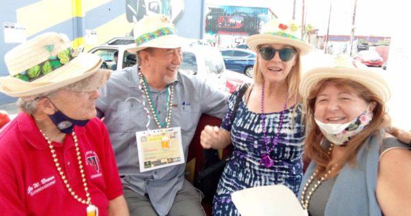 Mask Tyrant Nevada Commissioner Tick Segerblom Caught On Maskless 'Pub Crawl' 3