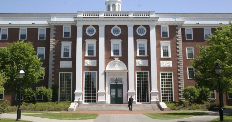 Harvard Business School Moves Classes Online As COVID Cases Spike Among 95% Vaccinated Student Population