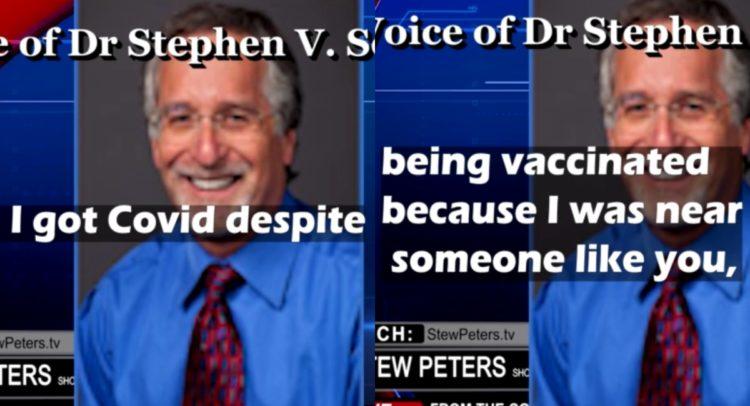AUDIO: Psychiatrist Bullies Patient Over Vaccination Status, Admits He Got COVID-19 Despite Getting Vaxxed