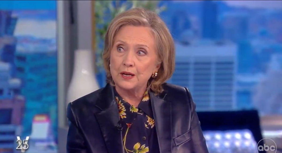 'He Will Be The Nominee': Hillary Admits Trump Will Win GOP Nomination In 2024, Complains Republicans Don't Trust Elections - National File